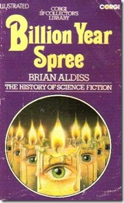 Billion Year Spree cover