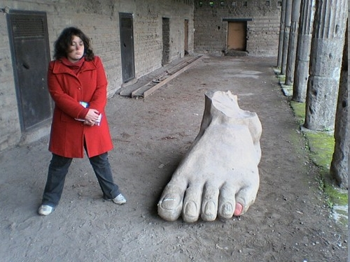 rosyandfoot