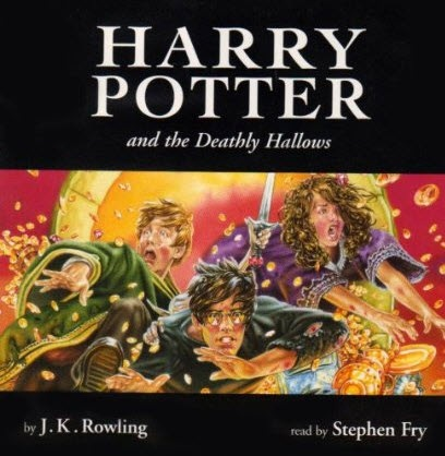 harry potter audiobooks stephen fry