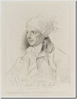 NPG D20230, William Cowper
