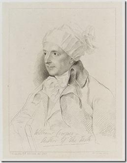 NPG D20230, William Cowper