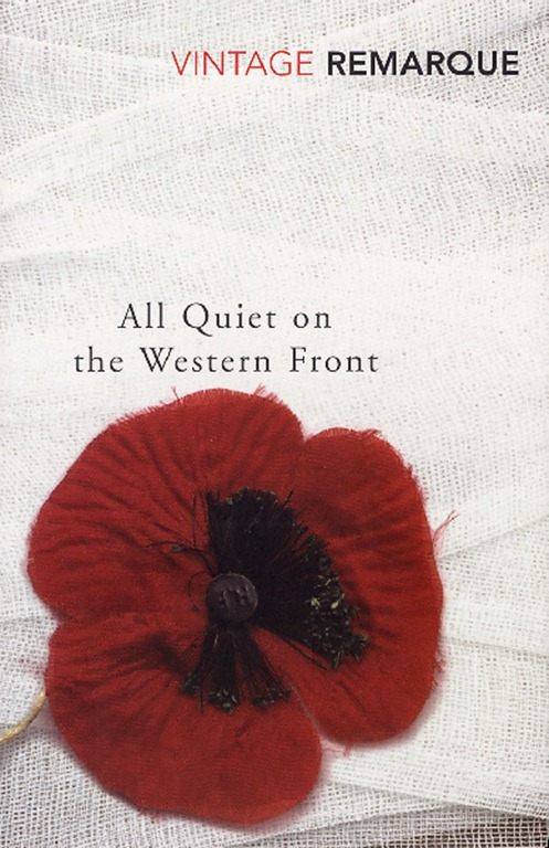 All Quiet on the Western Front author's final book published