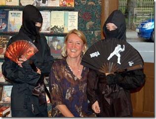 Jane and Ninjas