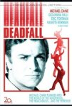 One of the three films made from Desmond Cory's novels, starring Michael Caine