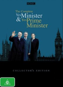 the complete yes minister pdf