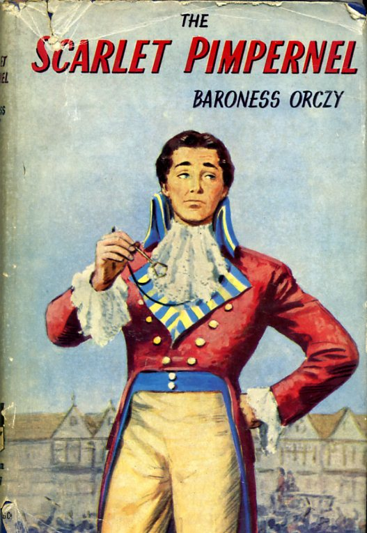 scarlet pimpernel Librivox recording of the scarlet pimpernel, by baroness emmuska orczy read by karen savage the classic story of the adventures of the scarlet pimpernel in.