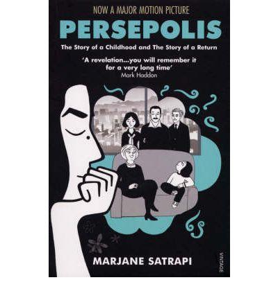 Persepolis By Marjane Satrapi Vulpes Libris