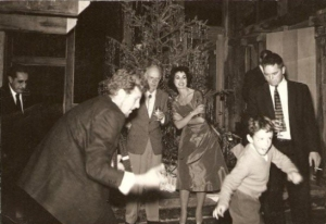 Wedding - Christmas Day 1956