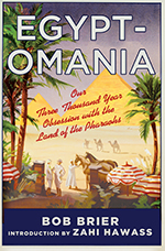 Egyptomania cover