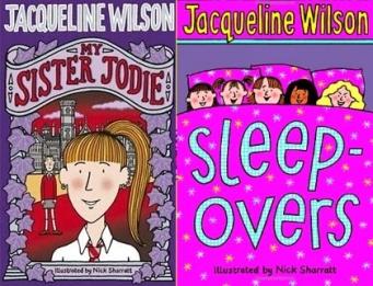 jacqueline wilson covers