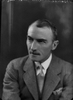 NPG x26777; Dornford Yates (Cecil William Mercer) by Bassano