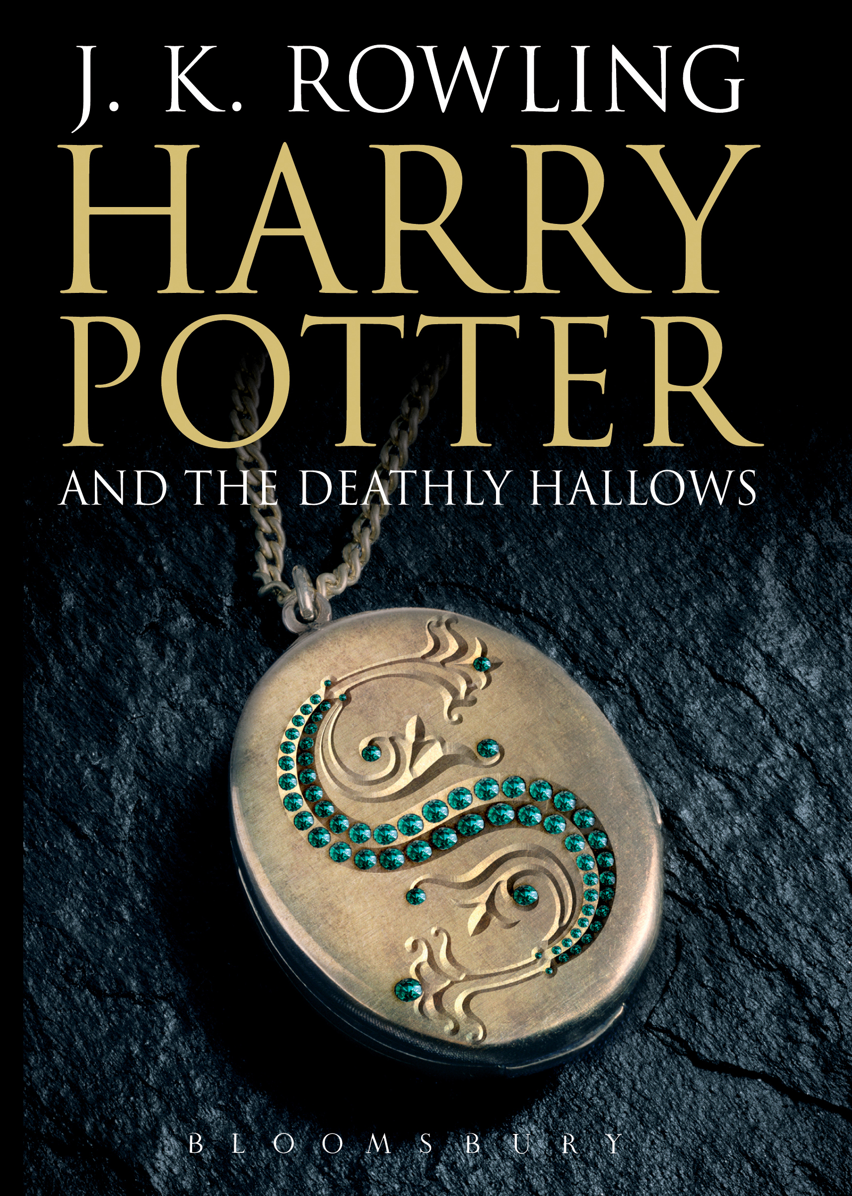 Harry Potter and the Deathly Hallows | Vulpes Libris
