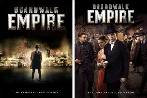 DVD covers for first & second season