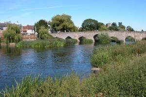 Bidford bridge