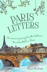 Paris letters cover