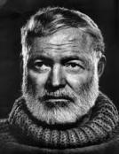 Hemingway in Hudson persona