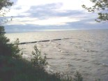 Lake Erie May jetty