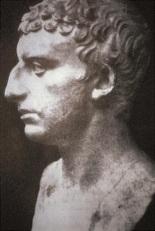 Bust of Josephus, via wikipedia (public domain)