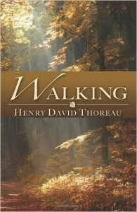 walking by thoreau