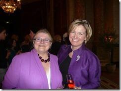 Carole and Liz
