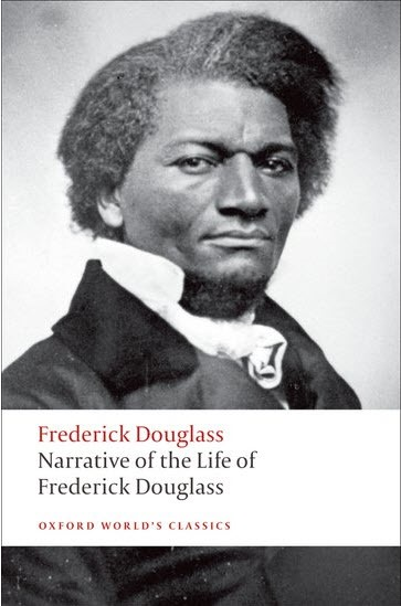 frederick douglass learning how to read